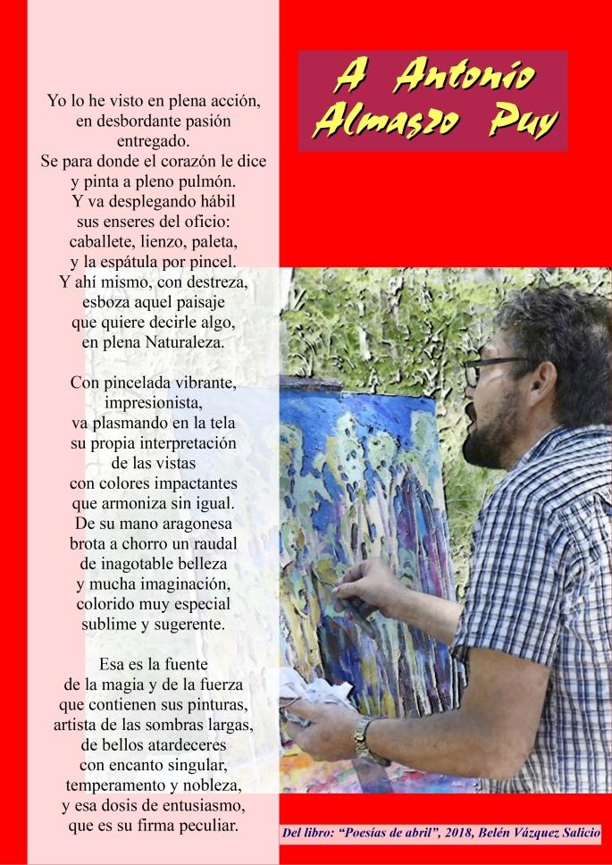 Poesia Antonio Almagro